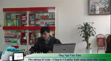 Công ty Cổ phần Xuất nhập khẩu Bắc Giang